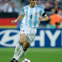 Es uno de los mejores defensas de la historia. Estuvo activo de 1992 a 2014 y se convirtió en leyenda del Inter de Milán. Foto:Getty Images