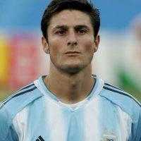 DEFENSAS: Javier Zanetti Foto:Getty Images
