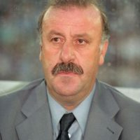 1. Vicente del Bosque Foto: Getty Images