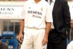 Era el entrenador cuando llegó al equipo Florentino Pérez en el 2000. Luego de tres años, Florentino Pérez decidió no renovarle a pesar de que había ganado dos Champions League y dos Ligas de España con el equipo, medida criticada por el propio entrenador y la afición. Cabe destacar que no fue Pérez quien lo contrató, sino el anterior presidente, Lorenzo Sanz. Foto:Getty Images