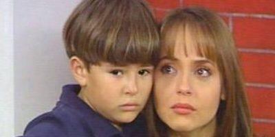 En el caso de María, no volvió a actuar nunca. Foto:vía Televisa