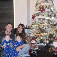 La familia de Lionel Messi Foto:Vía instagram.com/leomessi