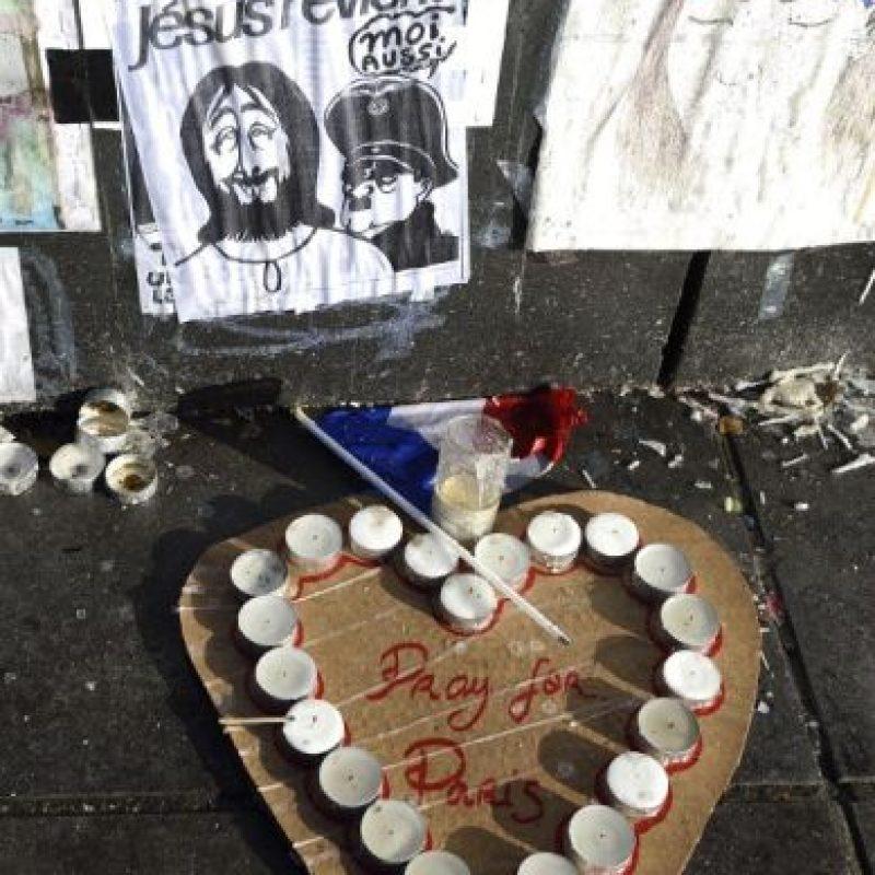 Este atentado lanzó al mundo el hashtag #JeSuisCharlie Foto:AFP