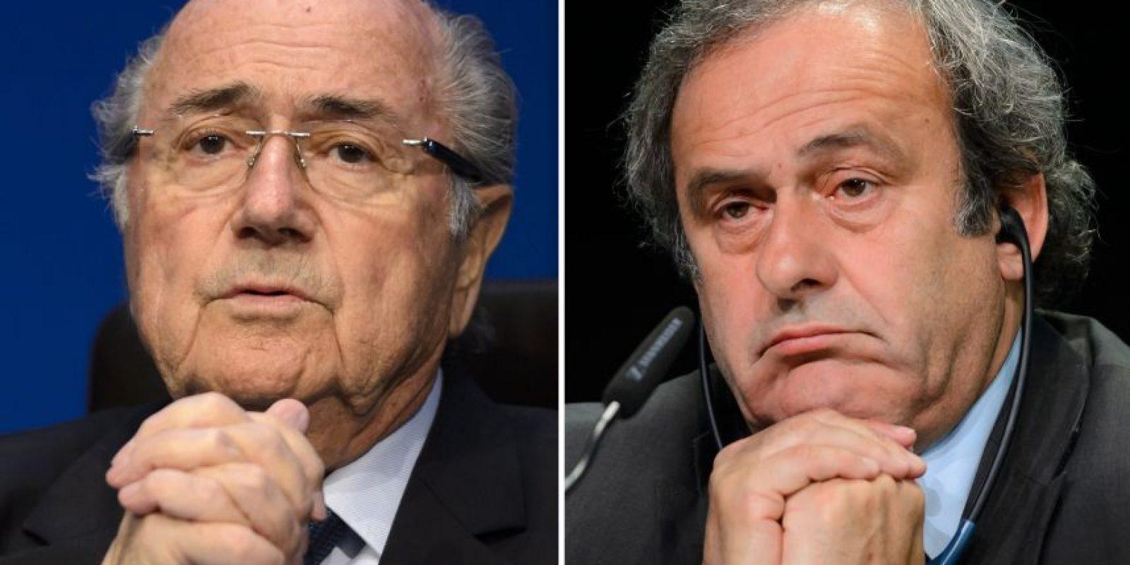 El francés desistió de buscar la presidencia del organismo rector del futbol mundial. Foto:Publinews