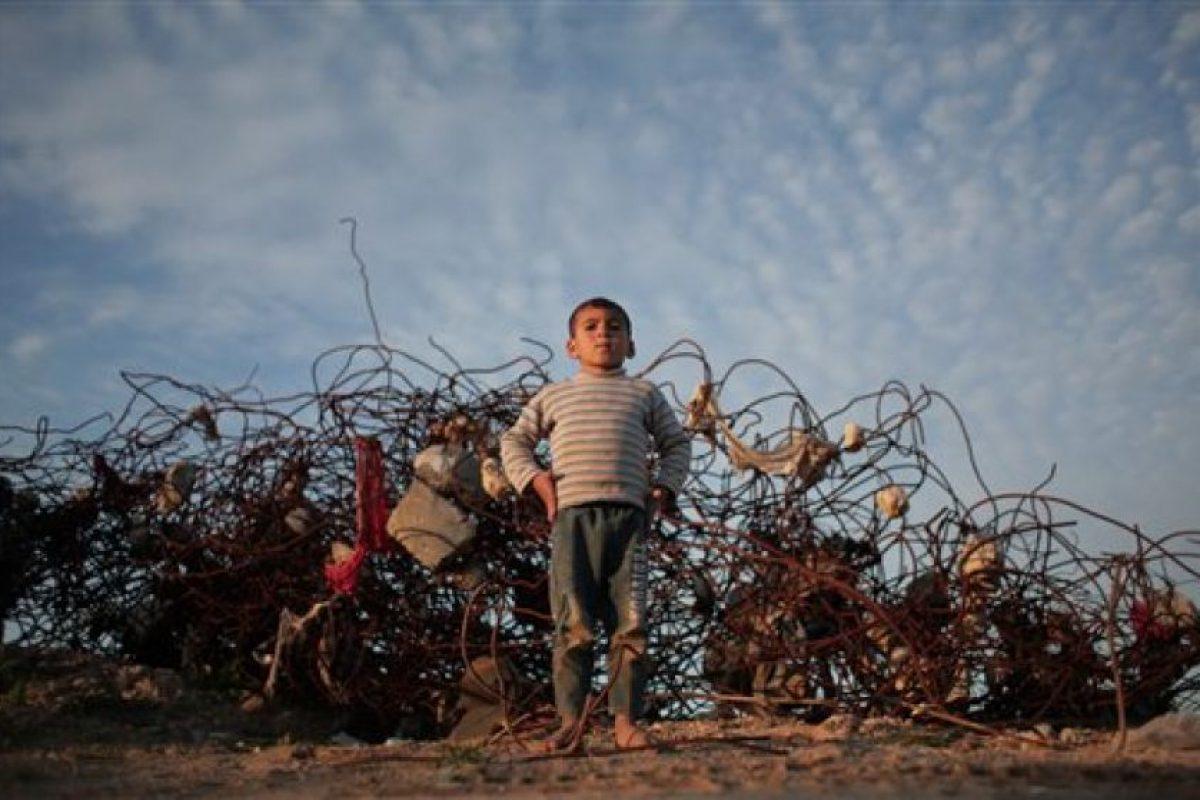 Los asentamientos israelíes Foto:AP