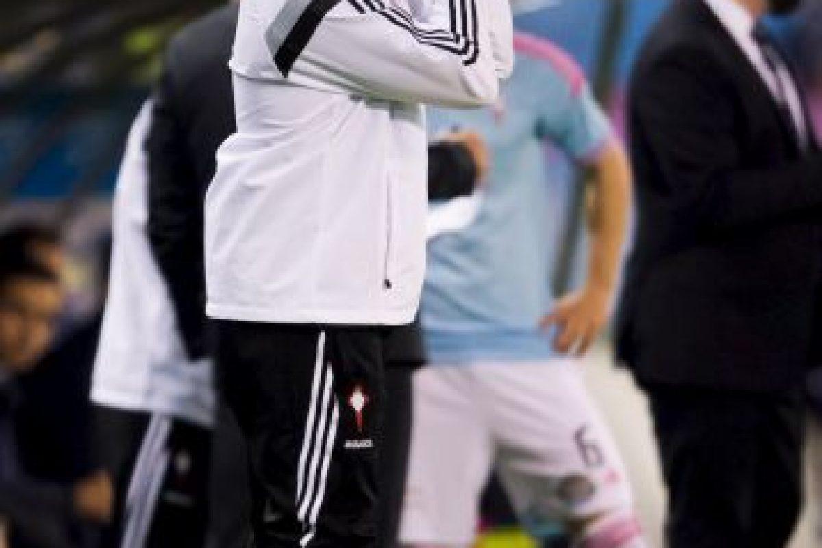 Eduardo Berizzo (Celta de Vigo) Foto:Getty Images