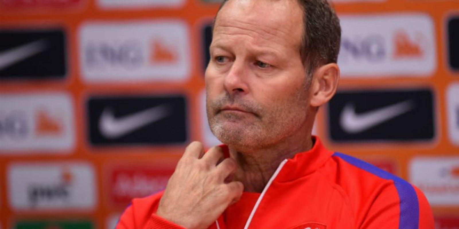 Danny Blind (Selección de Holanda) Foto:Getty Images