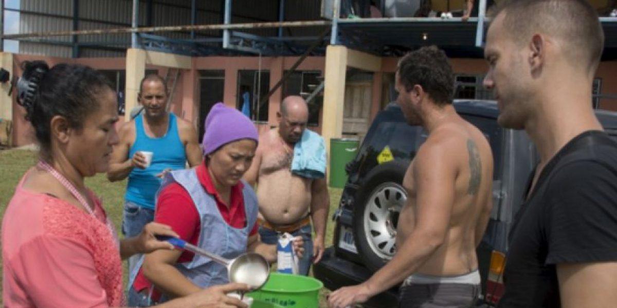 Afinan traslado de cubanos detenidos en Costa Rica