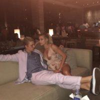 Justin Bieber y Hailey Baldwin Foto:Instagram/justinbieber