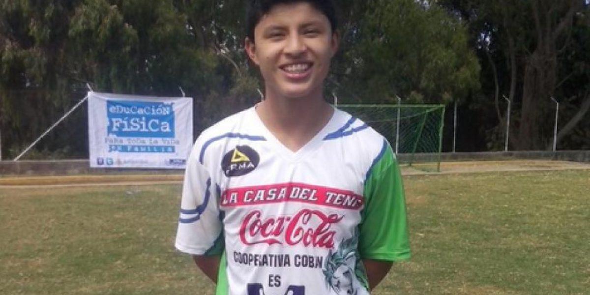 El futbolista guatemalteco que conoció a una leyenda del Barcelona