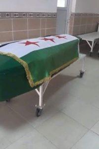 El cineasta sirio también fue ejecutado por integrantes del Estado Islámico. Se encontraba en Turquía Foto:twitter.com/Raqqa_sl1/