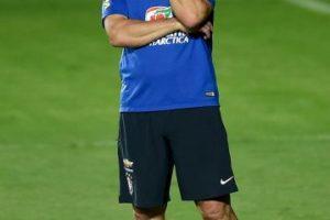 Dunga (Selección de Brasil) Foto:Getty Images