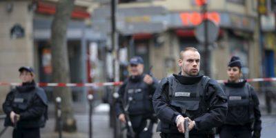 Sin embargo, expertos en explosivos confirmaron que era falso Foto:AP