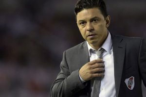 Marcelo Gallardo (River Plate) Foto:Getty Images