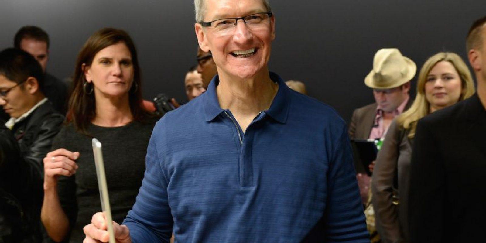 En noviembre pasado cumplió 56 años de edad. Foto:Getty Images