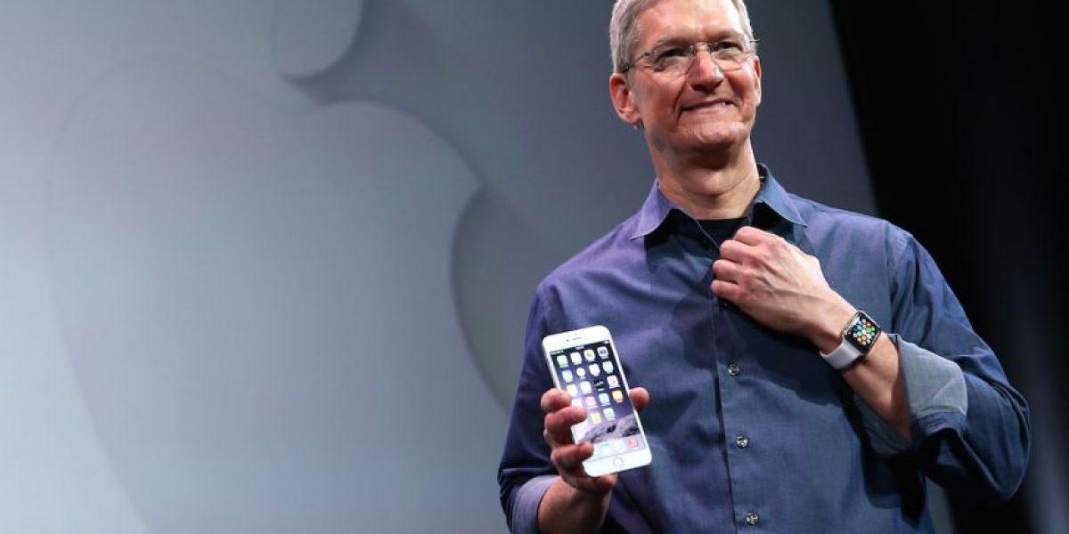 A pesar de ser el CEO, Tim Cook no es el que más ganó en Apple durante 2015