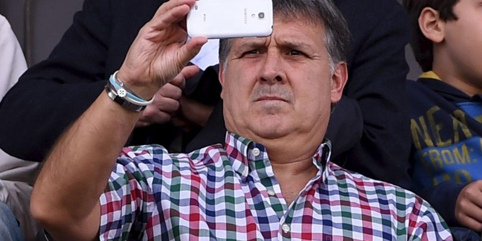 Jugó en Lanús, O' Higgins y Tenerife de España Foto:Getty Images
