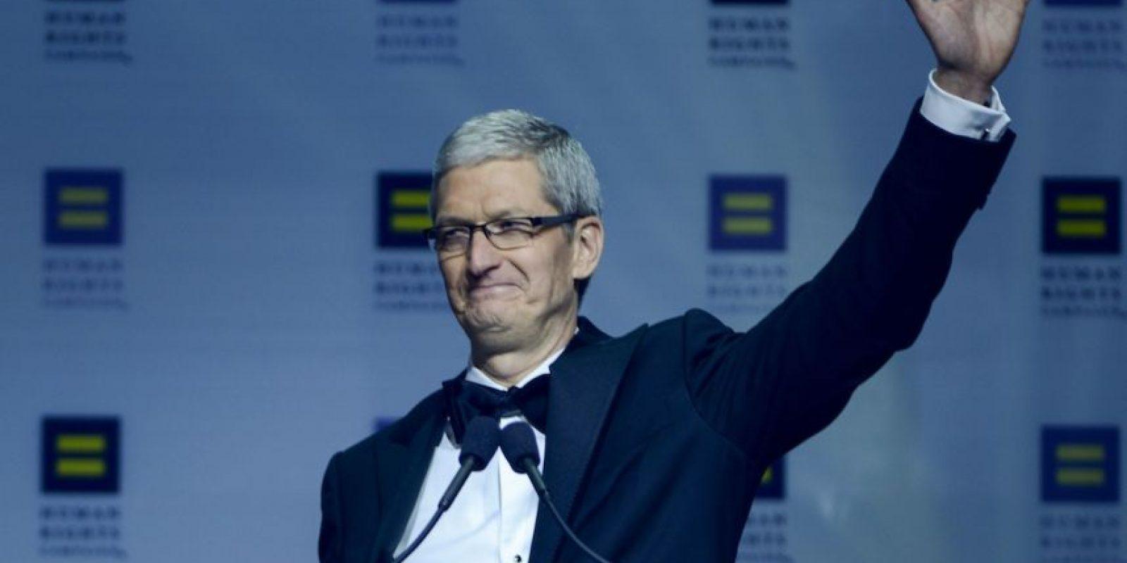 Lo hizo, aseguró, para ayudar a los jóvenes que tengan la misma orientación sexual. Foto:Getty Images