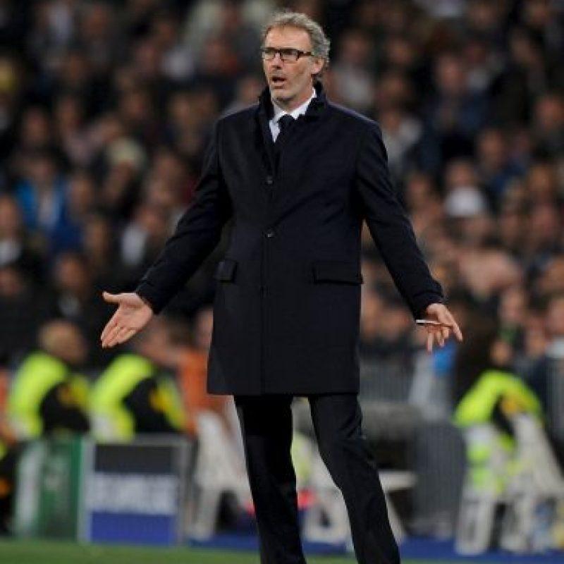 Laurent Blanc (PSG) Foto:Getty Images