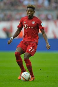 David Alaba Foto: Getty Images