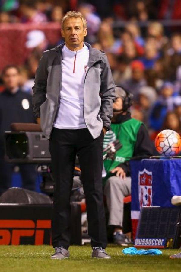 Jürgen Klinsmann (Selección de Estados Unidos) Foto:Getty Images