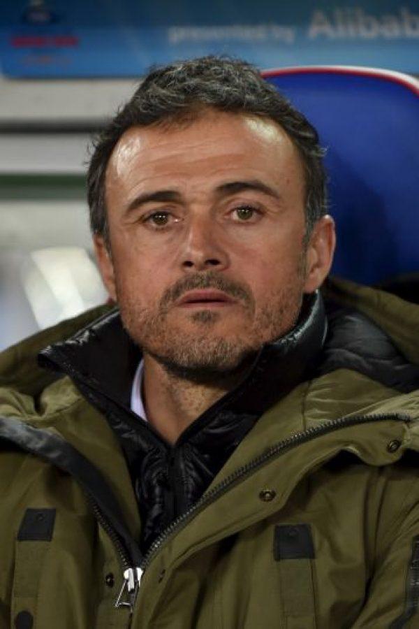 Luis Enrique (Barcelona) Foto:Getty Images