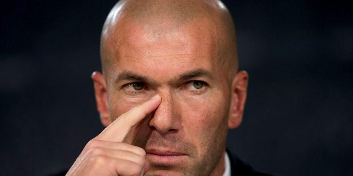 Zinedine Zidane y otras 24 figuras de los 90 que ahora son entrenadores