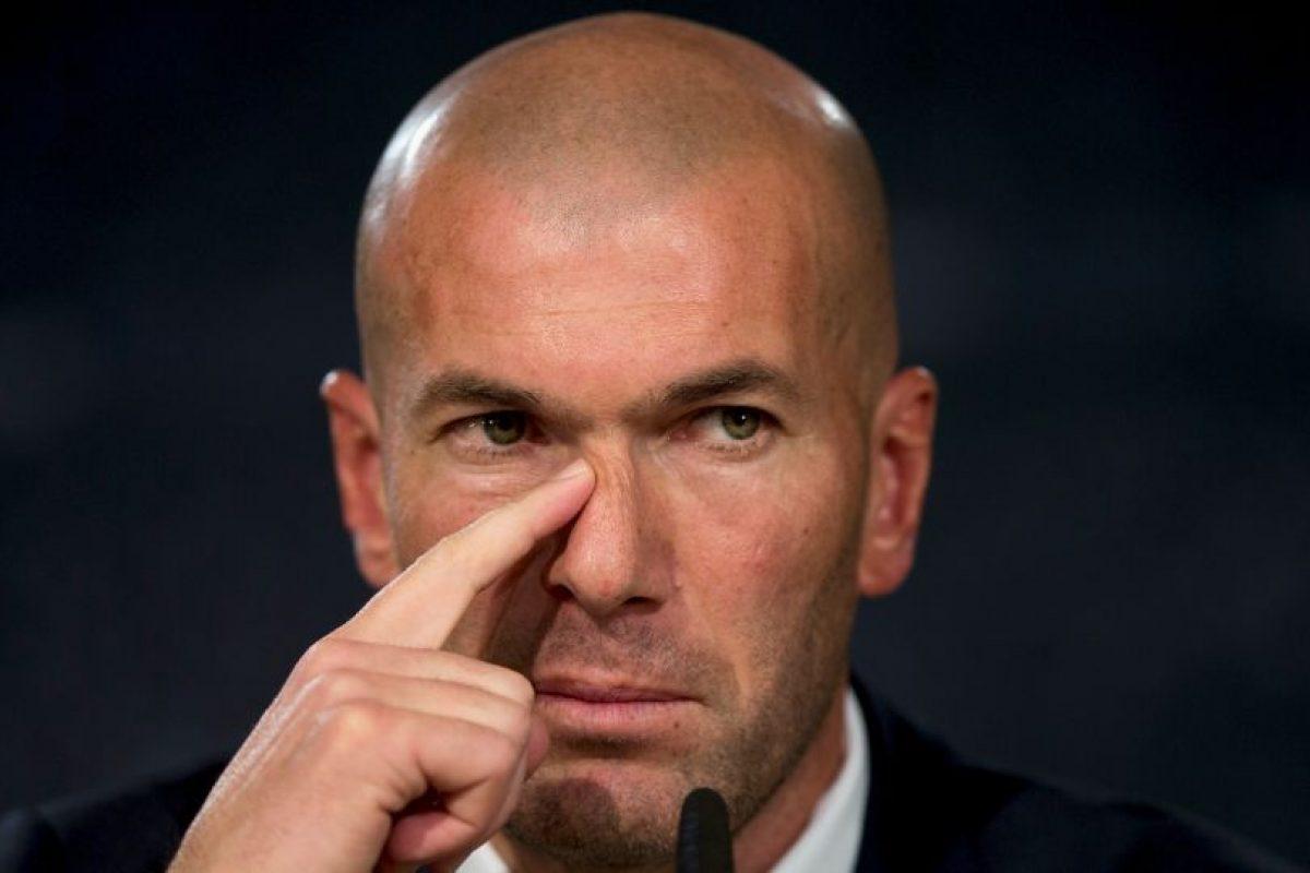 Zinedine Zidane Foto:Getty Images