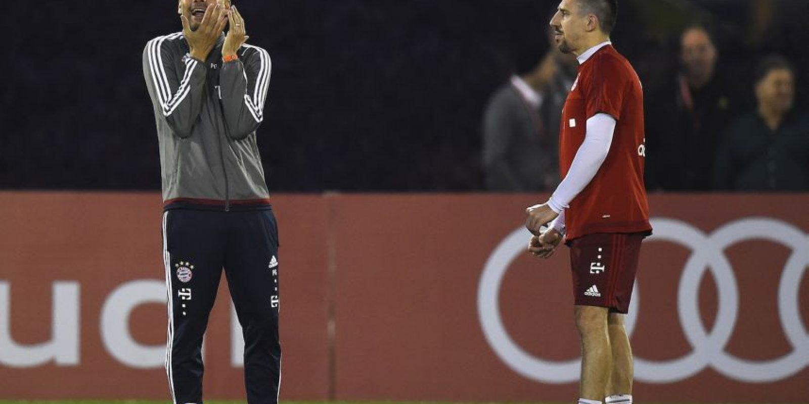 Guardiola pide cuatro futbolistas al Manchester City para llevarlos al éxito Foto:Getty Images