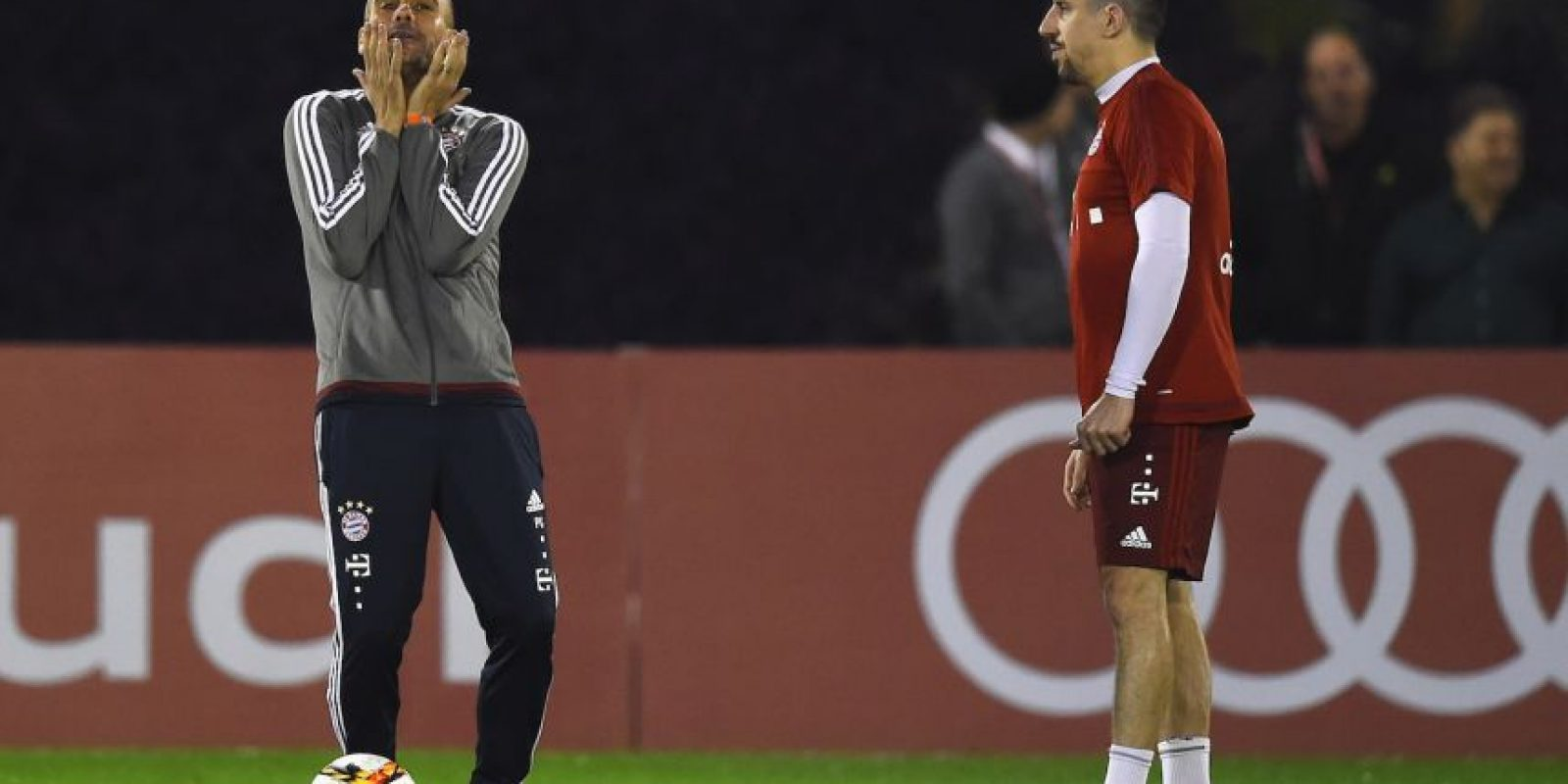 Josep Guardiola (Bayern Múnich) Foto:Getty Images