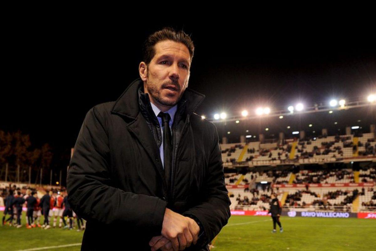 Diego Simeone Foto:Getty Images