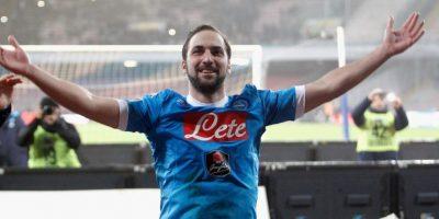 El combinado de Gonzalo Higuaín es considerado el segundo mejor club de Italia Foto:Getty Images