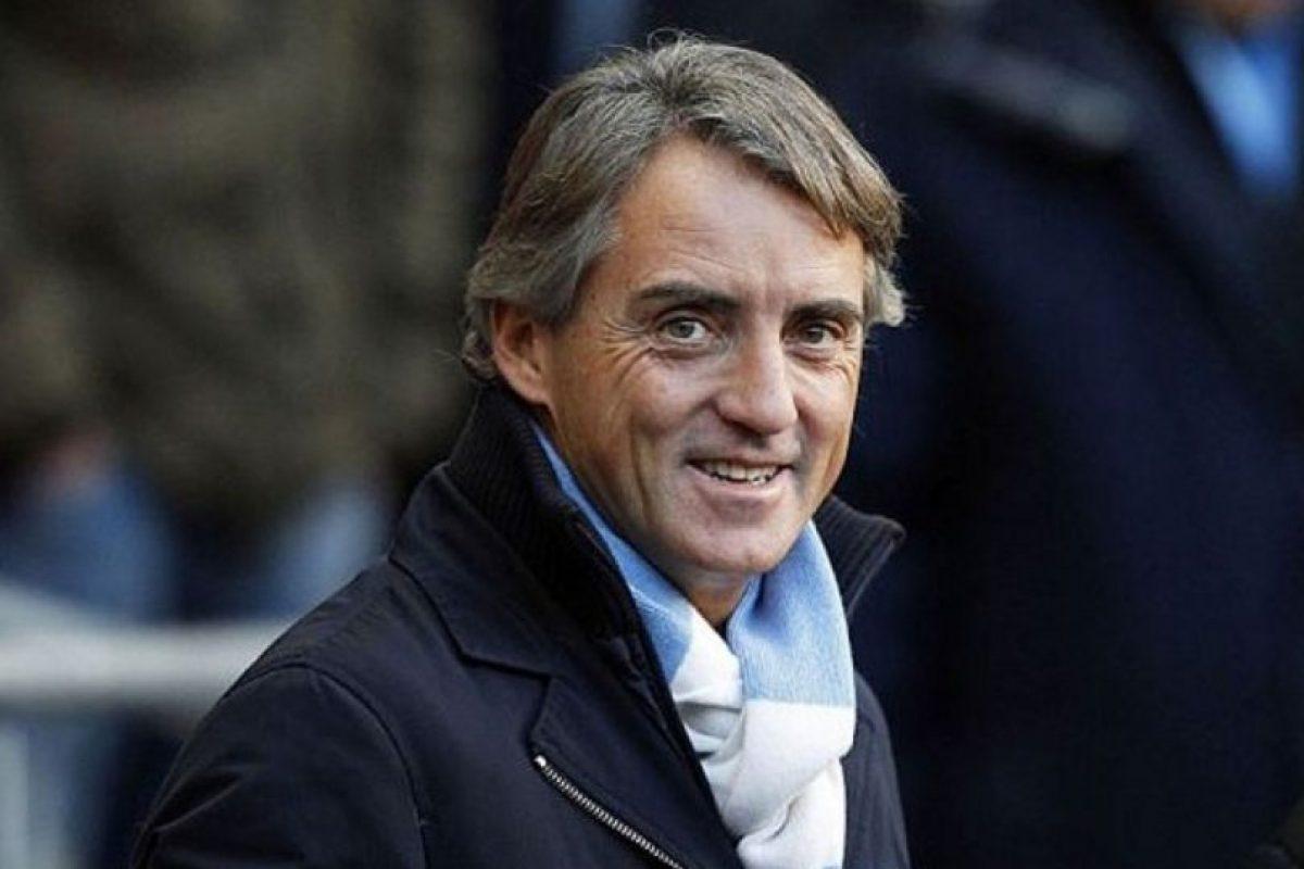 El italiano es el timonel del Inter de Milán; como futbolista formó parte de la selección italiana que terminó tercera en 1990 Foto:Getty Images