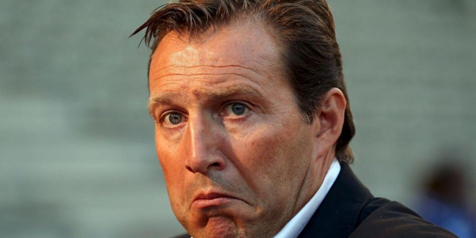 Jugó cuatro mundiales con los belgas Foto:Getty Images
