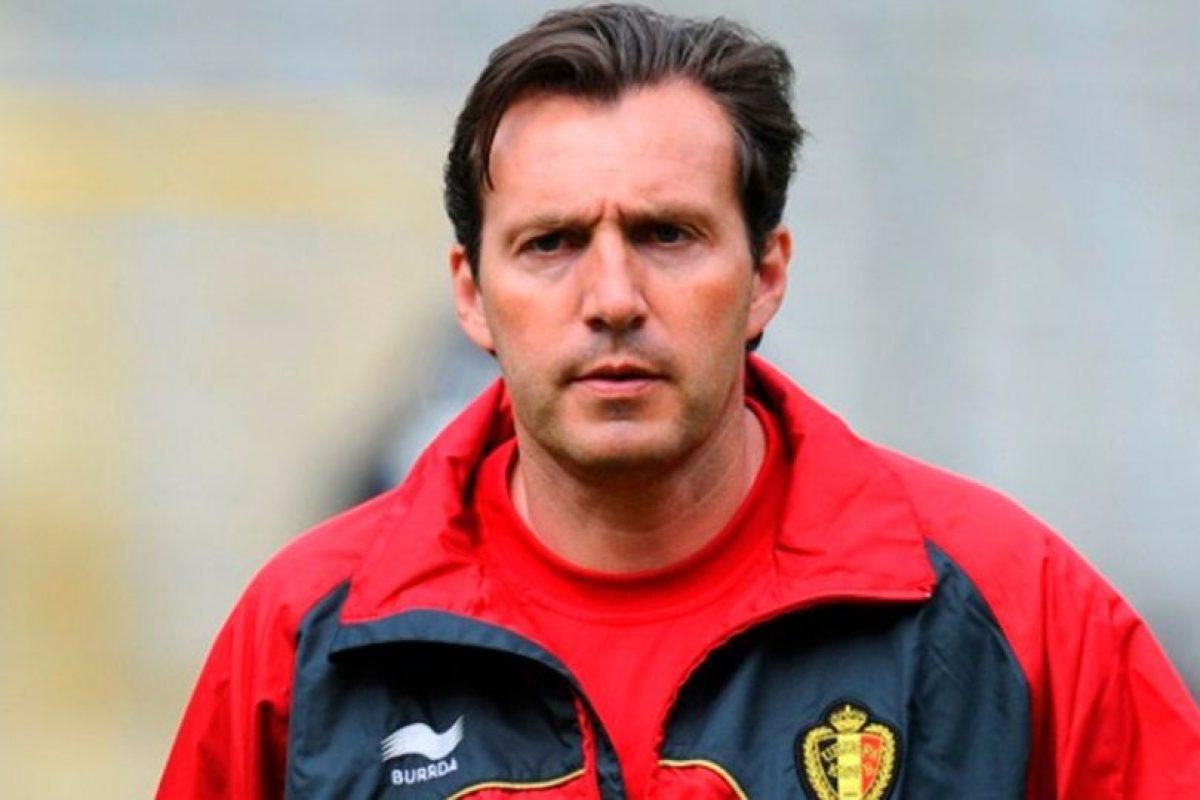 Marc Wilmots (Selección de Bélgica) Foto:Getty Images
