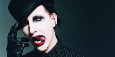 FOTO. Mira cómo luce el rostro de Marilyn Manson al natural y sin maquillaje