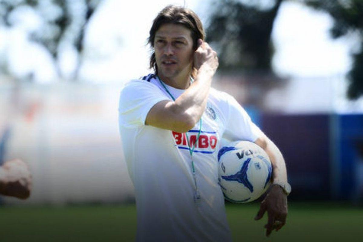 Matías Almeyda (Chivas de México) Foto:Getty Images