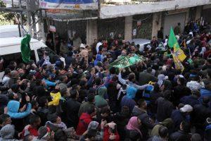 El conflicto israelí-palestino se remonta a principios del siglo XX. Foto:AP