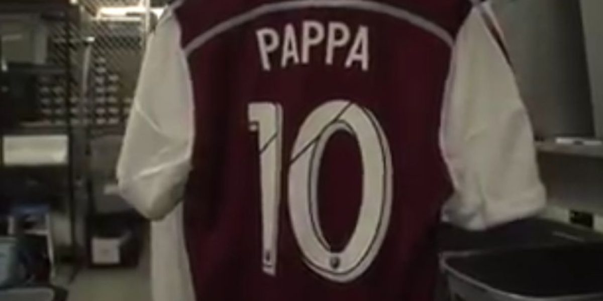 VIDEO. Los Rapids le dedican un video especial a Marco Pappa