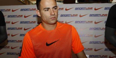 El futbolista guatemalteco jugará en 2016 su primera temporada con Colorado. Foto:Publinews