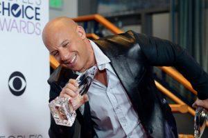 Uno de los momentos más conmovedores de la gala. Foto:vía Getty Images