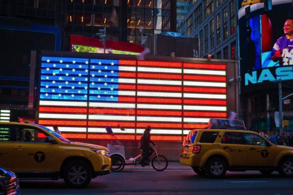 3. Estados Unidos. Un destino más conocido, pero no por eso menos importante. Su gran variedad de estados ofrecen paisajes espectaculares. Foto:Vía Flickr