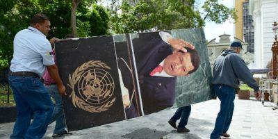 La oposición ganó por mayoría en el país sudamericano. Foto:AFP