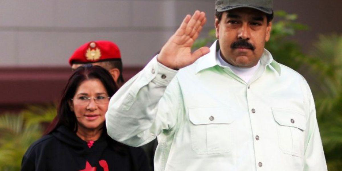 Maduro se opone a retiro de imagen de Chávez en la Asamblea General