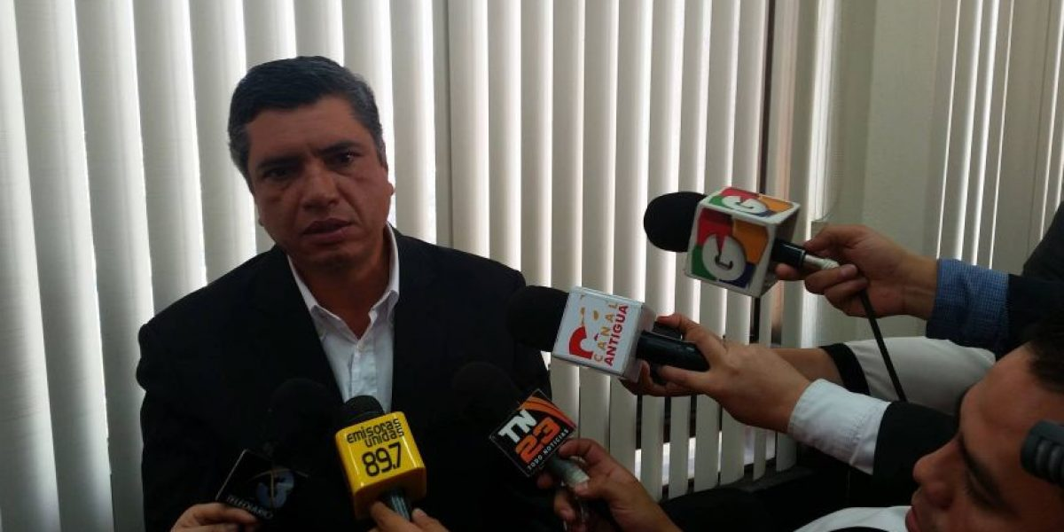 Gustavo Martínez, yerno y exsecretario de Otto Pérez, recupera su libertad