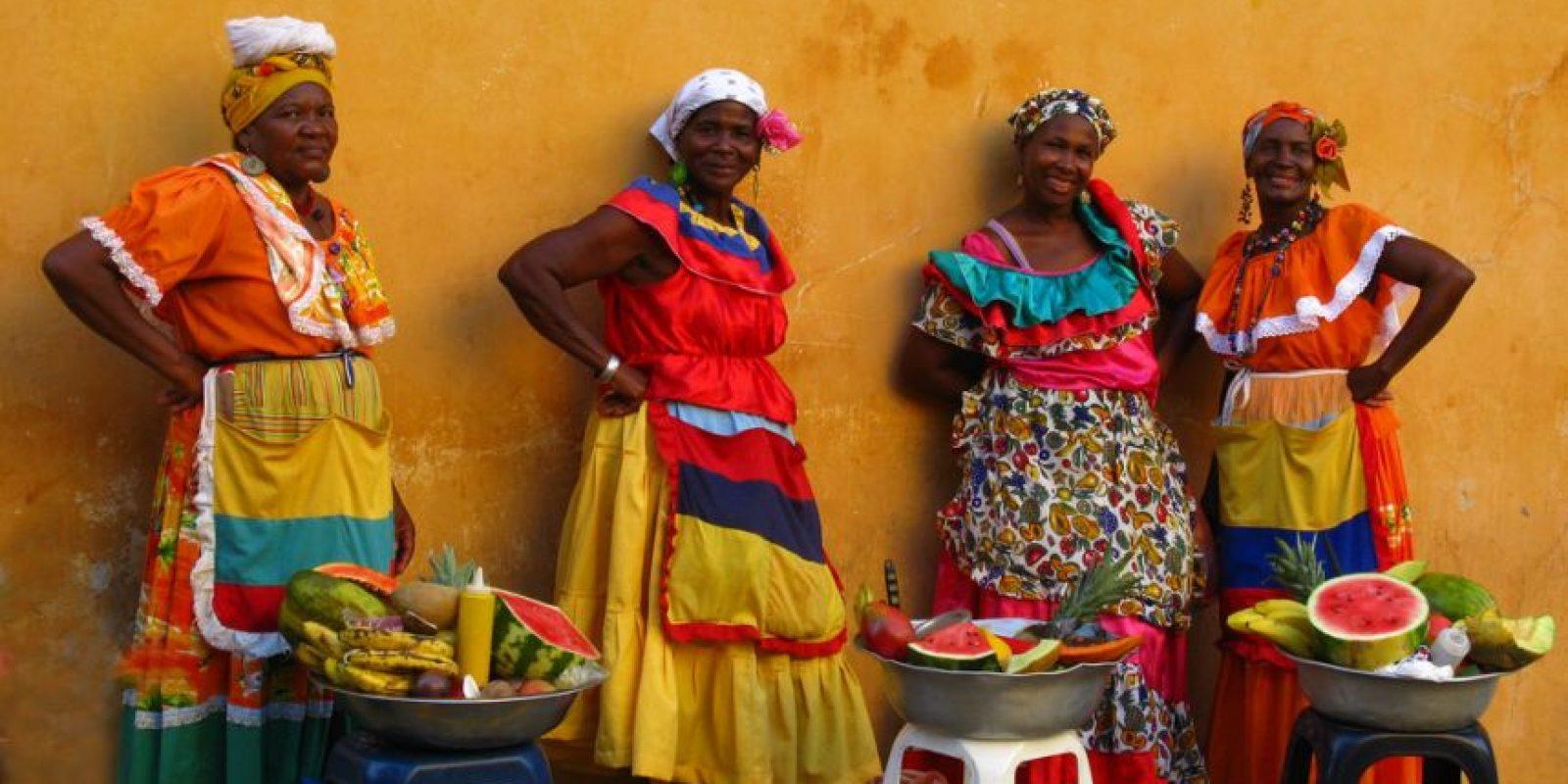 Colombia Foto:Vía Flickr