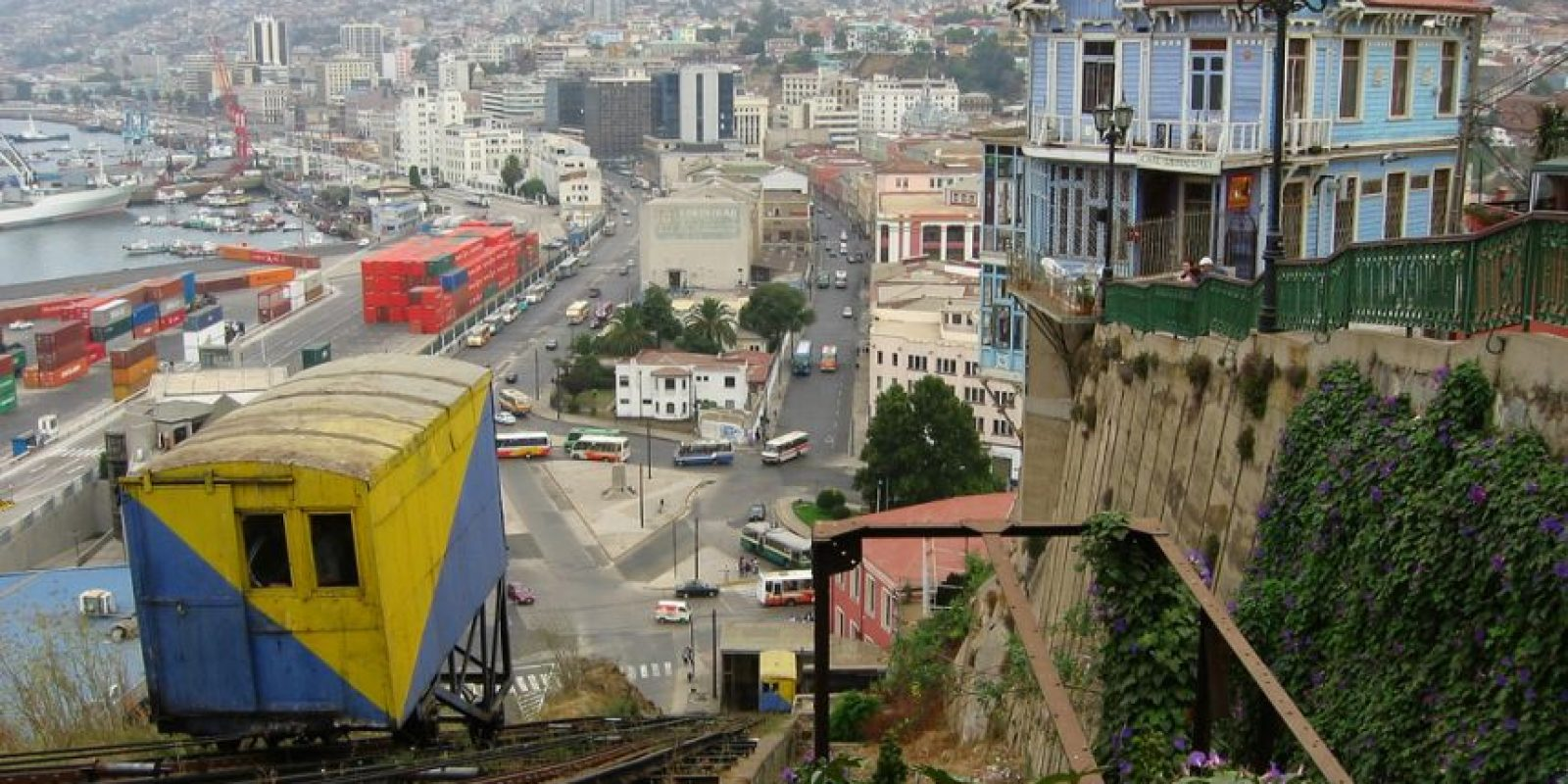 Chile Foto:Vía Flickr