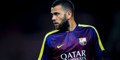 DEFENSAS: Dani Alves (Barcelona) Foto: Getty Images
