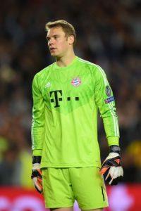 El arquero alemán es considerado el mejor del mundo en la actualidad. Foto:Getty Images