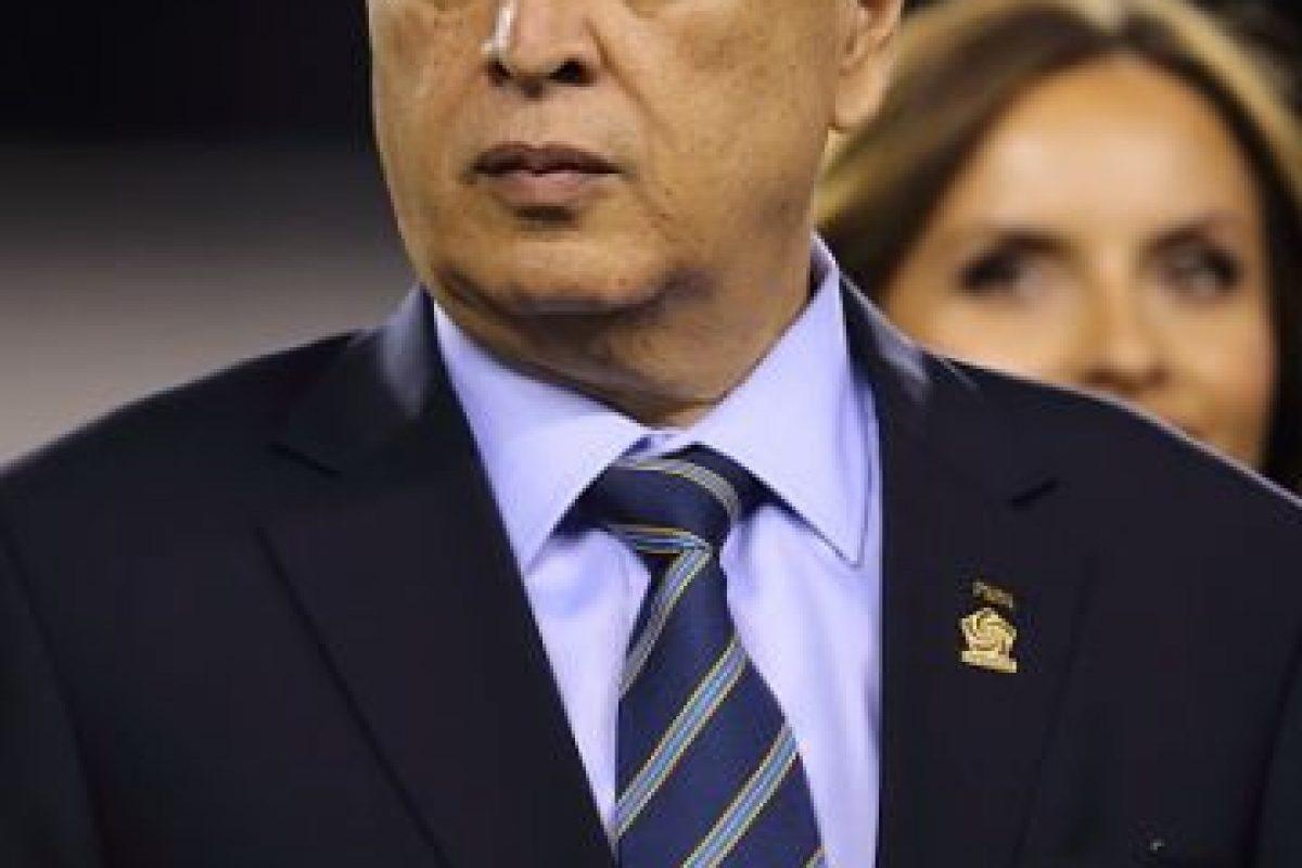 El hondureño Alfredo Hawit lo reemplazó pero fue arrestado en diciembre de 2015. Foto:Getty Images